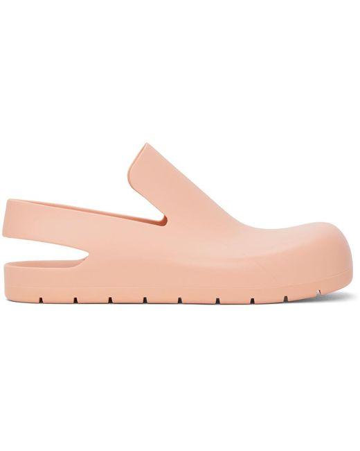 メンズ Bottega Veneta ピンク Puddle ローファー Pink