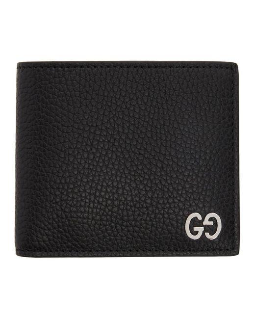 Gucci Black GG Signature Wallet for men