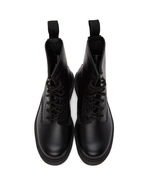 Dr. Martens ブラック モノ 1460 ブーツ Black