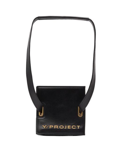 Y. Project ブラック ミニ Accordion バッグ Black