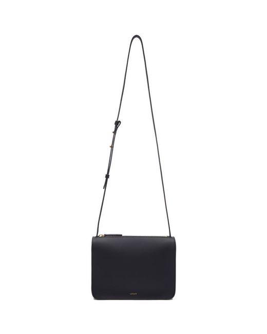 Cuero&Mør | Black Medium Crossbody Bag | Lyst