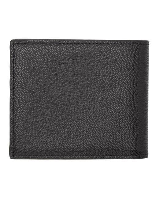 0bf338a310 Lyst - Dolce & Gabbana Black Logo Wallet in Black for Men