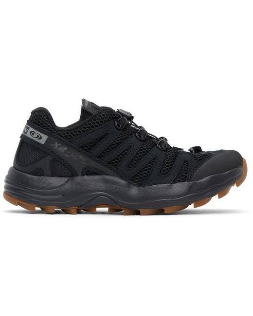 Salomon Black Xa Pro 1 Advanced Sneakers