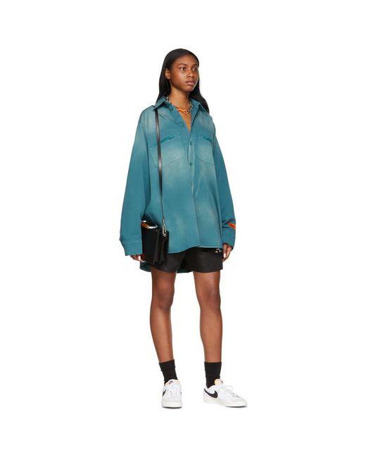 Heron Preston ブルー Outdoor ジャケット Blue