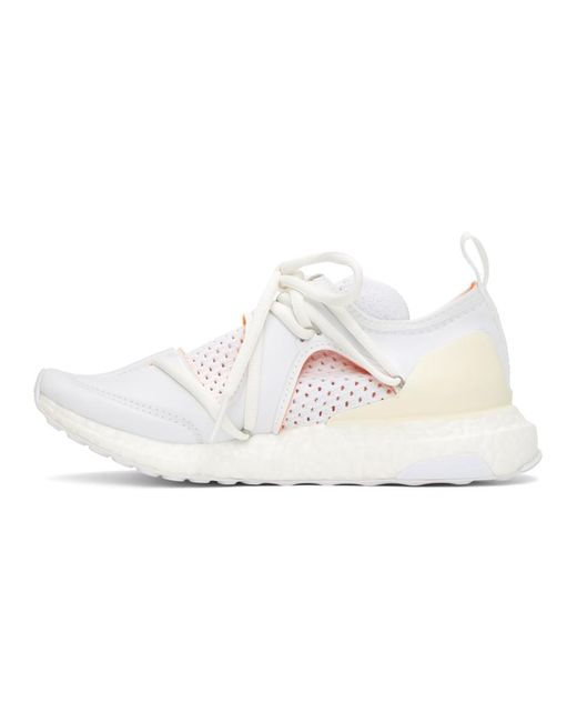 Adidas By Stella McCartney ホワイト Ultraboost T スニーカー White