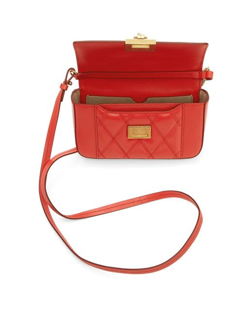 Givenchy レッド ミニ ポケット バッグ Red