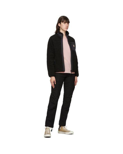 Carhartt WIP ブラック Prentis ジャケット Black