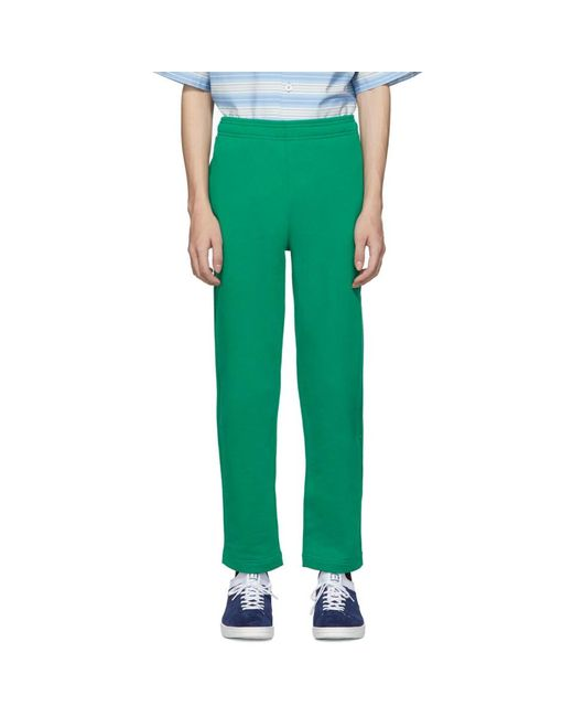 KENZO - Green グリーン ジャンピング タイガー ラウンジ パンツ for Men - Lyst