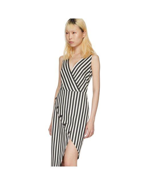 Black and White Marceau Dress Altuzarra 0pAILo0