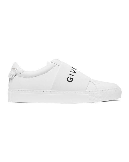 Givenchy ホワイト Urban Knots スニーカー White