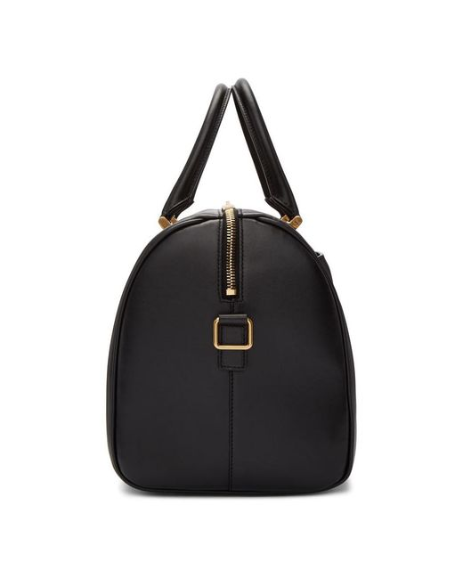 e6a7c0e15ac7 ... Saint Laurent - Black Duffle 6 Bag - Lyst ...