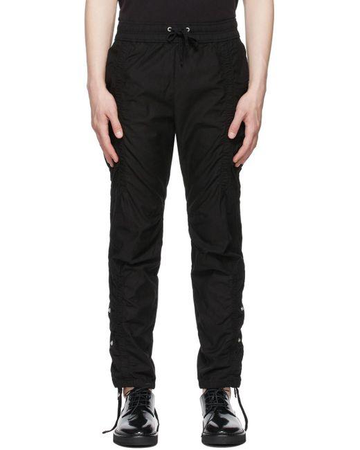 メンズ John Elliott ブラック Frame カーゴ パンツ Black