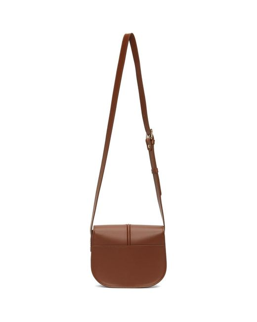 A.P.C. ブラウン Betty バッグ Brown