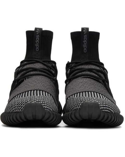 adidas Tubular Doom Sock Primeknit Schoenen wit adidas Officiële