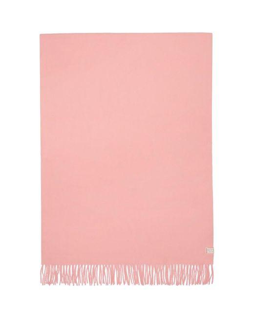 Rag & Bone ピンク クラシック マフラー Pink
