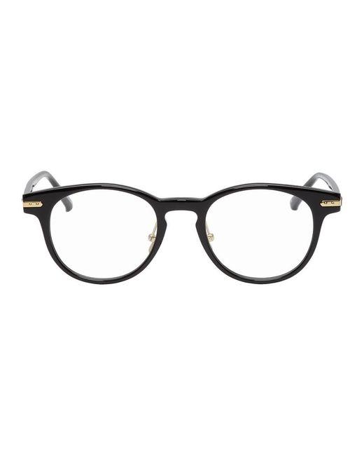 メンズ Linda Farrow ブラック 25 C1 グラス Black