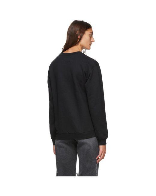 Noon Goons ブラック All City Los Angeles スウェットシャツ Black