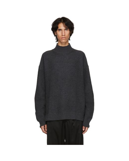 Hope - Gray Grey Bold Sweater for Men - Lyst