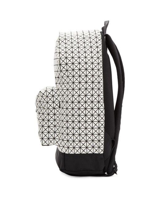 ad24316f486 new products e2cd1 d23b8 lyst bao bao issey miyake daypack backpack ...