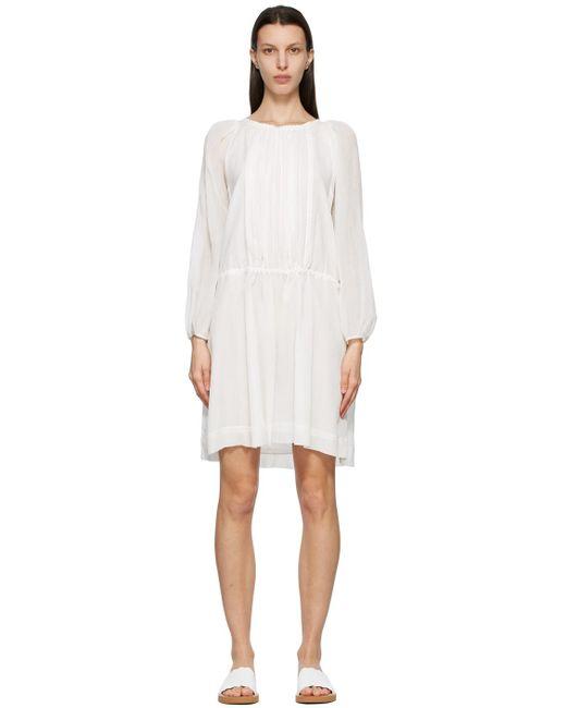 See By Chloé ホワイト Billowy ドレス White