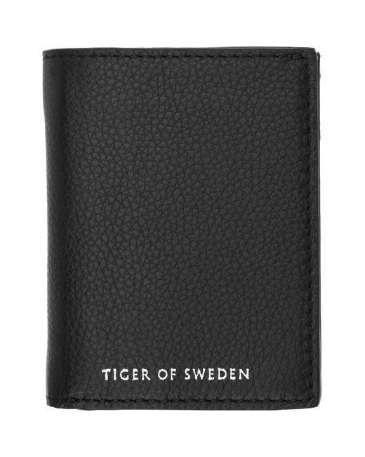 メンズ Tiger Of Sweden ブラック Whin ウォレット Black