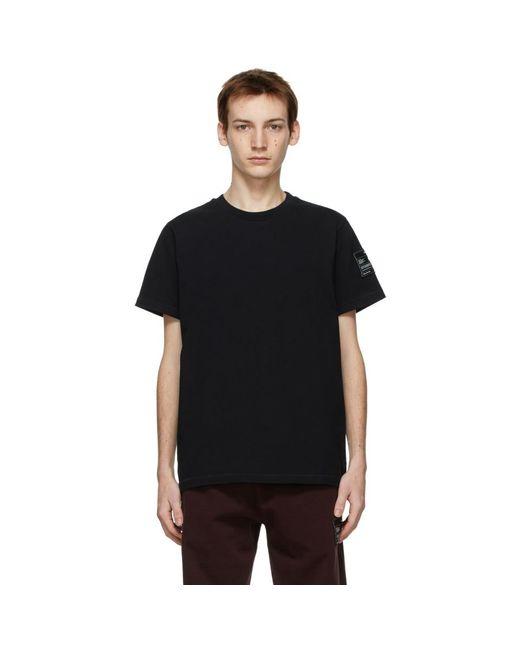 メンズ Helmut Lang ブラック T シャツ Black