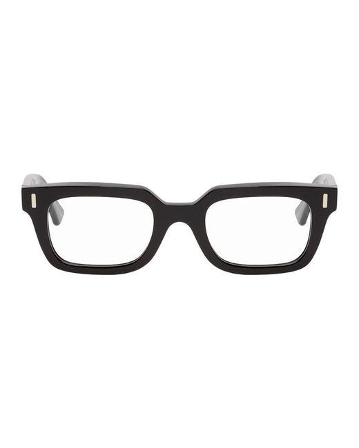 メンズ Cutler & Gross ブラック 1306-01 メガネ Black