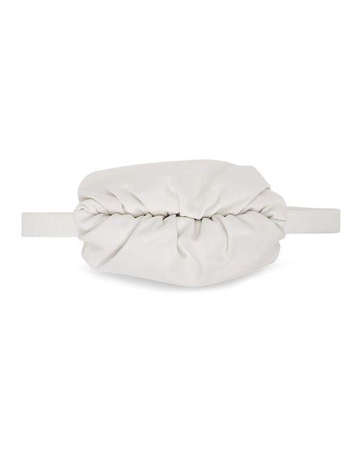 メンズ Bottega Veneta ホワイト The Body ポーチ バッグ White