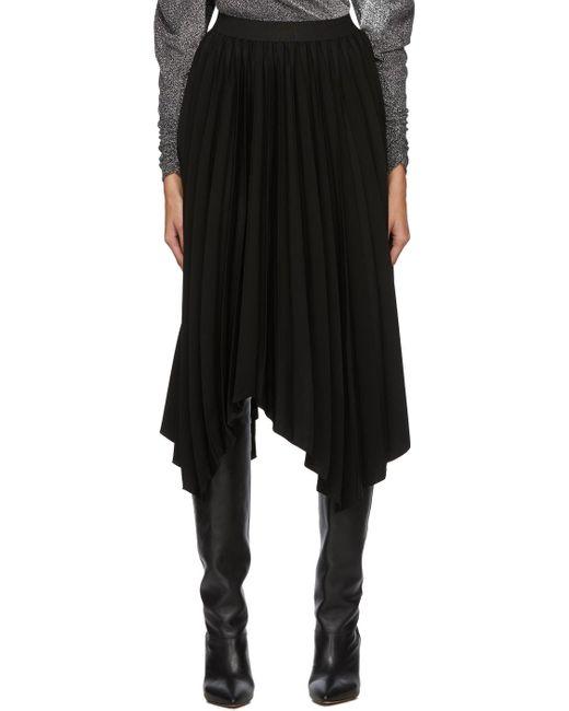 Isabel Marant ブラック Felixa スカート Black