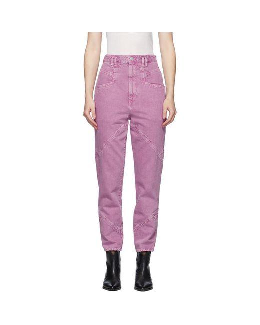 Isabel Marant ピンク Eloisa ジーンズ Pink