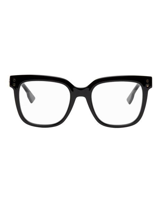 Dior ブラック Cd1f メガネ Black
