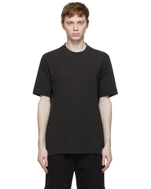 メンズ Z Zegna ブラック T シャツ Black