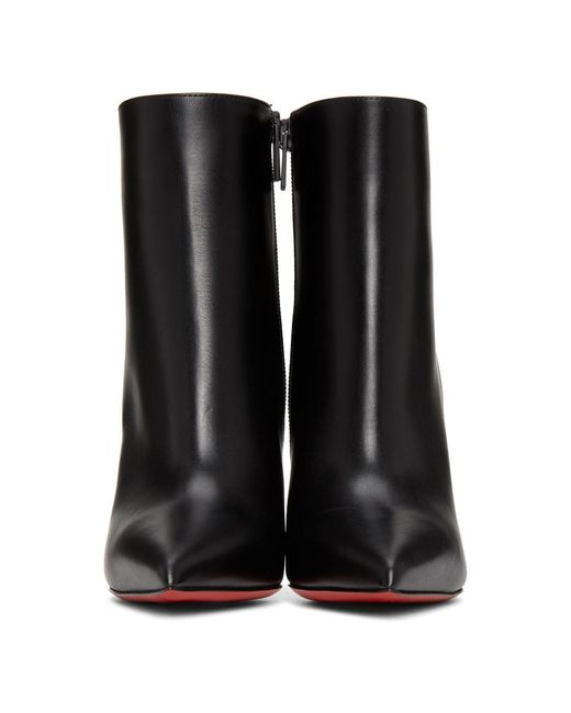 Christian Louboutin ブラック So Kate 100 ブーツ Black