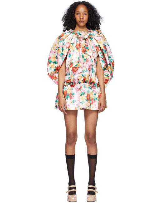 ShuShu/Tong マルチカラー Bubble ドレス Multicolor