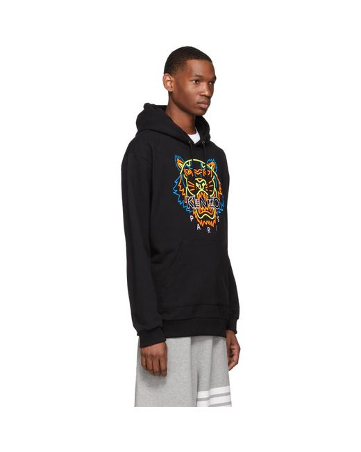 College pull Hoodie Baseball Jumper NEON sport sweater capuche