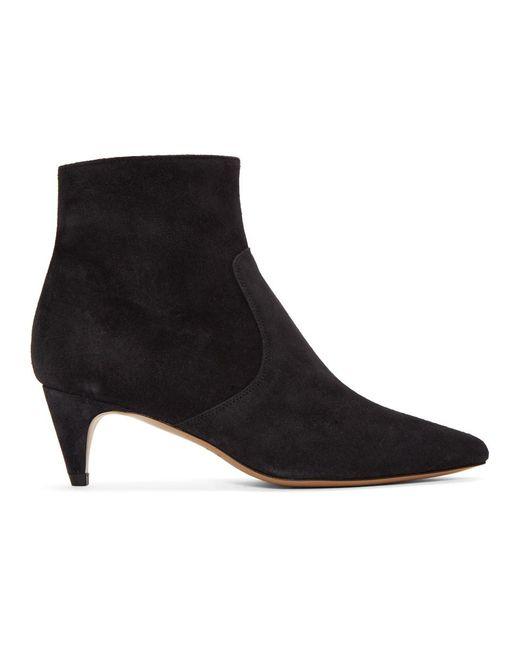 Isabel Marant ブラック Derst ブーツ Black