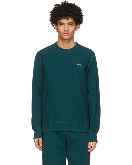 メンズ Noah NYC グリーン Classic スウェットシャツ Green
