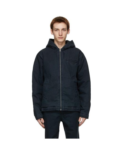 Ksubi Black Decoy Jacket for men