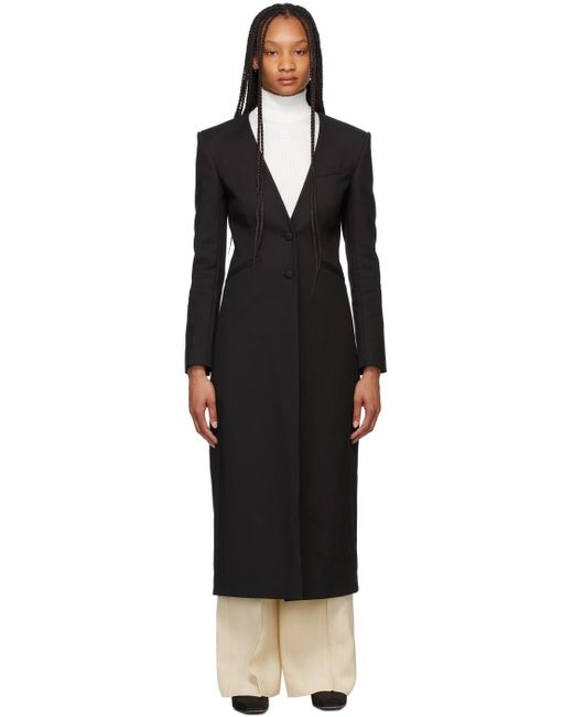 Totême  ブラック Blazer コート Black
