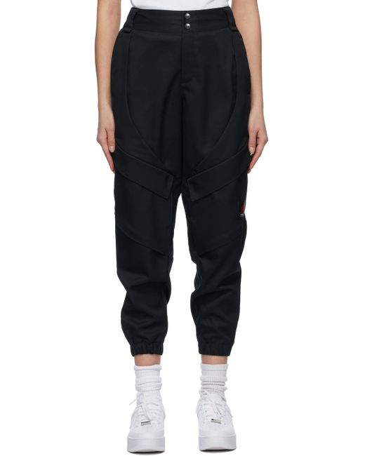 Nike ブラック Jordan Essential ユーティリティ トラウザーズ Black