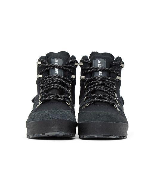 Adidas Originals ブラック Terrex Snowpitch Cold.rdy ハイキング ブーツ Black