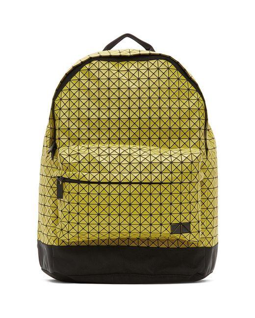 メンズ Bao Bao Issey Miyake グリーン Daypack バックパック Multicolor
