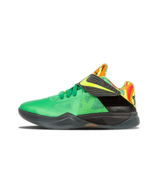1a0ff35d645 Nike Zoom Kd 4 in Green for Men - Save 2% - Lyst