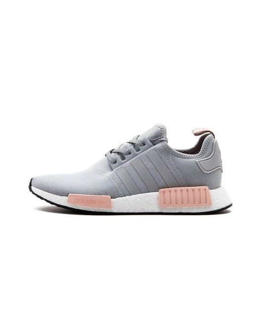 Adidas Lace Nmd R1 Womens Shoes Size 7 5w In Gray For Men Lyst