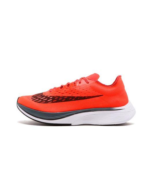 8e316e564ec3 Lyst - Nike Zoom Vaporfly 4% in Red for Men