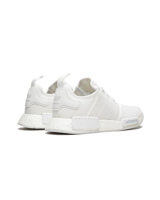 87c321ae19e72 ... Adidas - White Nmd r1 for Men - Lyst ...