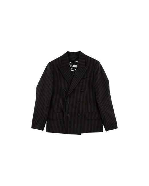 Supreme Black Jpg Double Breasted Blazer 'ss 19' for men