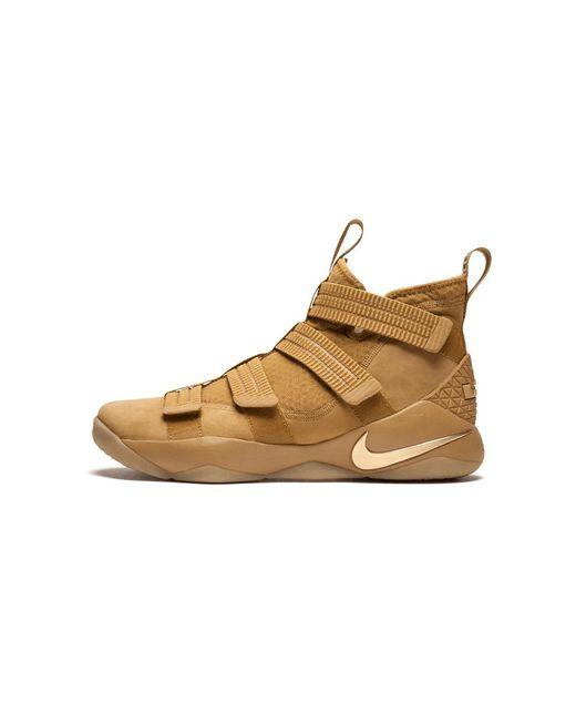 529ac15bddf Lyst - Nike Lebron Soldier 11 Sfg in Metallic for Men