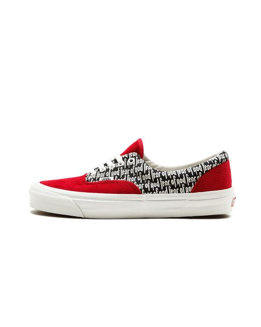 on sale new appearance buying new Men's Red Era 95 Dx F.o.g. 'fear Of God' Shoes - Size 11