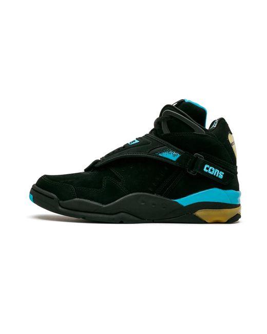 Men's Black Aero Jam Hi Shoes Size 6.5